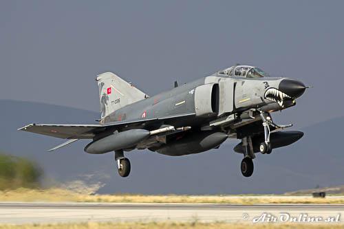 77-0306 McDonnell Douglas F-4E Terminator 2020 TuAF