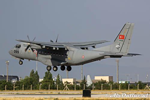 95-099 CASA CN-235M-100 TuAF