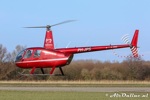 PH-JPS Robinson R.44 Raven II
