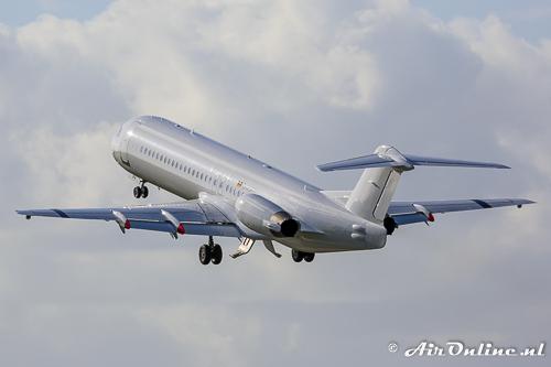 D-AGPH Fokker 100 Avanti Air