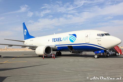 A9C-APC Boeing 737-33A(SF) Texel Air