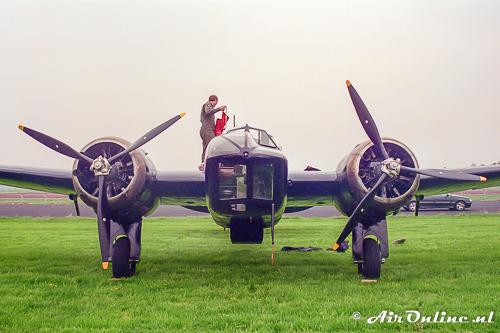 G-BPIV / Z5722 Bristol / Fairchild Bolingbroke Mk.IVT