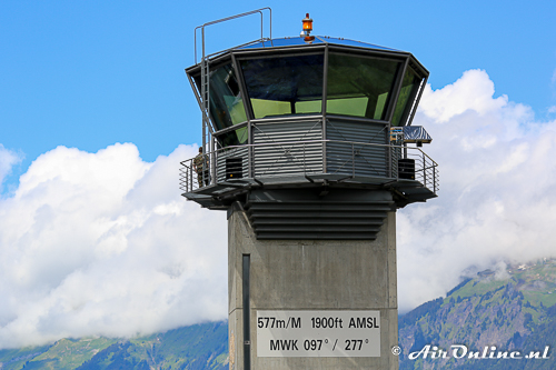 Meiringen tower