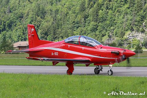 A-102 Pilatus PC-21