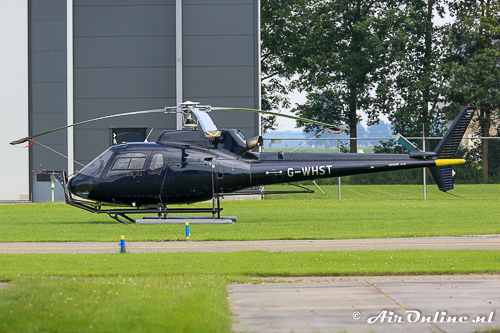 G-WHST Aerospatiale AS.350.B2 Ecureuil