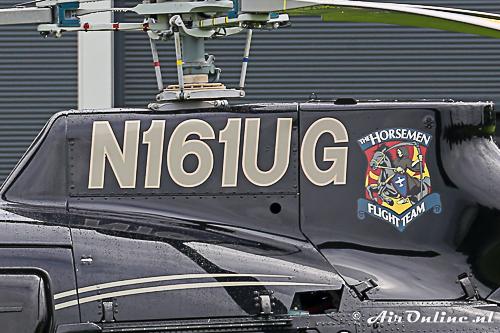 N161UG Eurocopter AS350B3 AStar