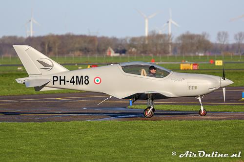 PH-4M8 Blackshape Prime BS-100 (Lelystad 17 januari 2016)