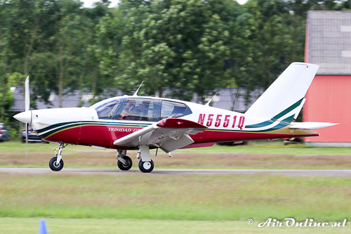 N5551Q Socata TB-20 Trinidad GT