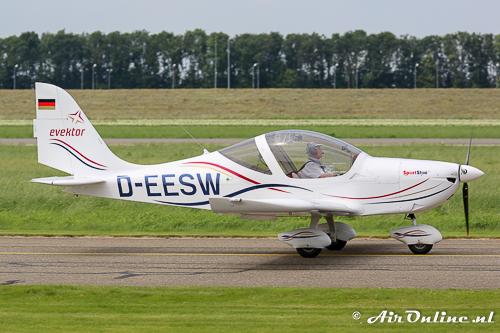 D-EESW Evektor-aerotechnik SportStar-RTC