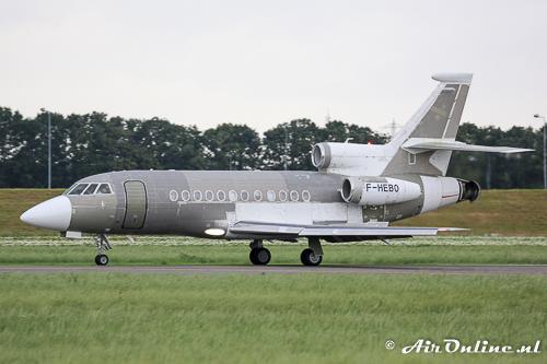 F-HEBO Dassault Falcon 900EX EASy