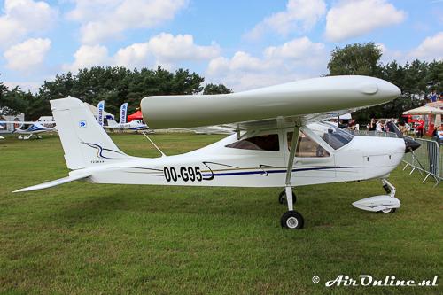 OO-G95 Tecnam P-92A Echo Super