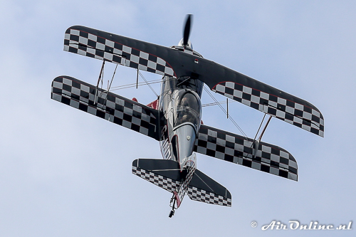 G-INDI Aviat Pitts S-2C Special
