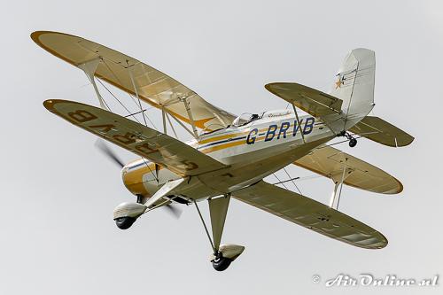 G-BRVB Stolp SA-300 Starduster