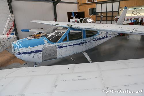 G-BAJE Cessna 177 Cardinal begin september 2016
