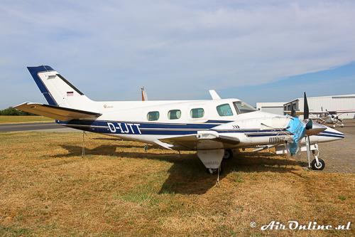 D-IJTT Beech B60 Duke
