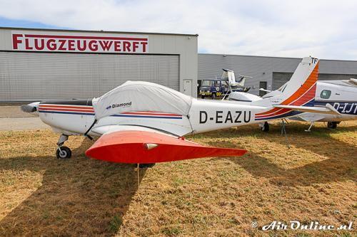 D-EAZU FFA AS-202/18A-4 Bravo
