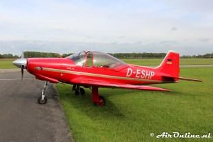 D-ESHP Aeromere F-8L Falco III