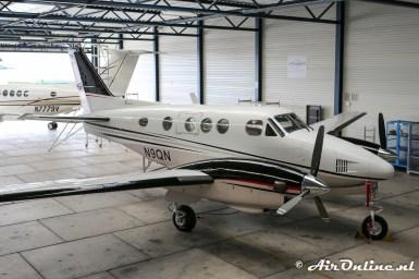 N9QN Beech E90 King Air