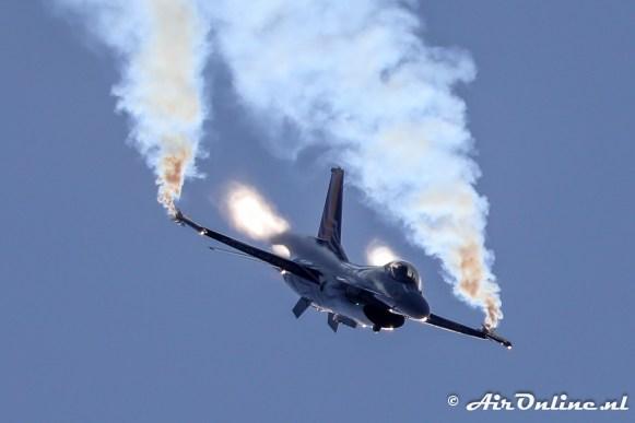 FA-123 General Dynamics F-16AM Fighting Falcon BAF