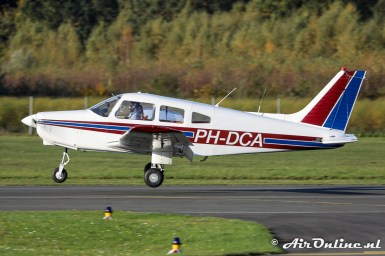 PH-DCA Piper PA-28-161 Warrior II