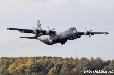 G-273 Lockheed C-130H Hercules KLu