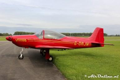 G-ORJW Laverda F.8L Falco IV
