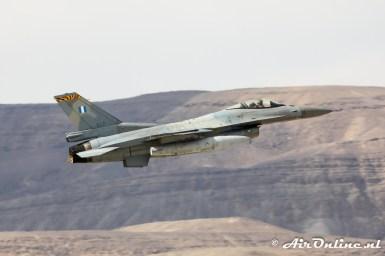 017 F-16C Block 52 335 Mira Hellenic Air Force