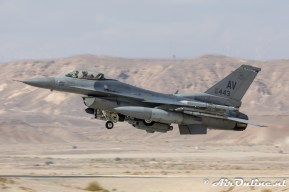 88-0443 / AV F-16C Block 40 510th FS United States Air Force