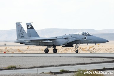 693 F-15A Baz 133sq Israeli Air Force