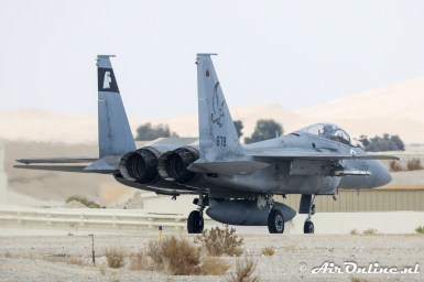 678 F-15A Baz 133sq Israeli Air Force