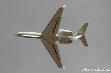 679 Gulfstream G-V Nachshon Shavit 122sq Israeli Air Force
