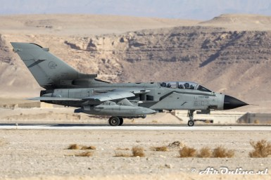 MM7084 / 6-03 Tornado IDS MLU GEA 6° Stormo Italian Air Force