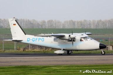 D-GFPG Partenavia P.68B Victor van Sylt Air
