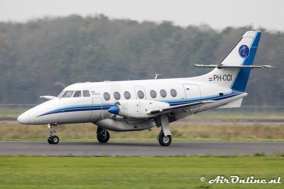 PH-CCI British Aerospace BAe-3201 Jetstream 32EP AIS Airlines