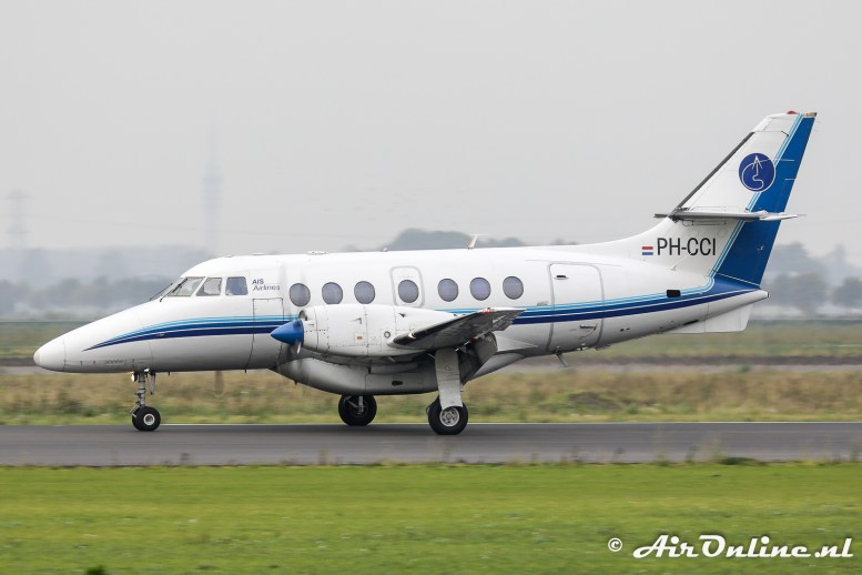 PH-CCI British Aerospace BAe-3201 Jetstream 32EP AIS Airlines