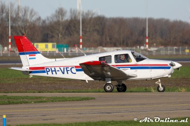 PH-VFC Piper PA-28-161 Cadet
