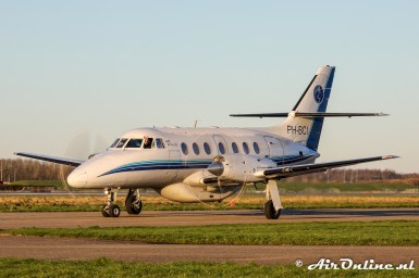 PH-BCI British Aerospace BAe Jetstream 3200