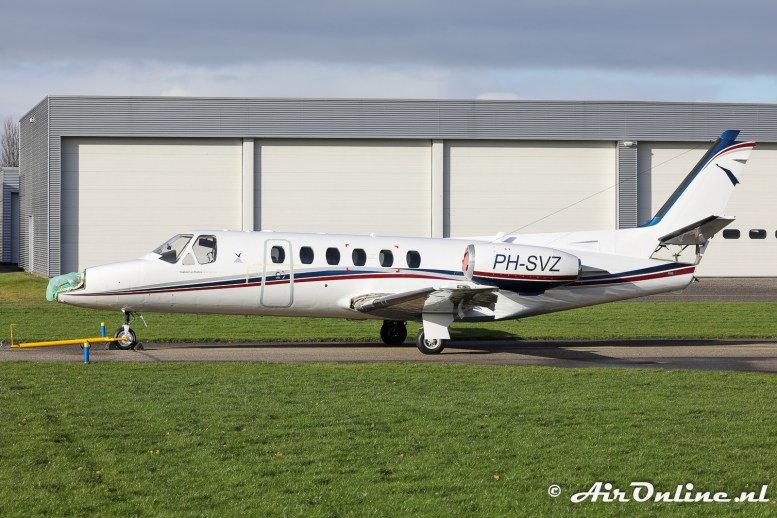 PH-SVZ Cessna 550 Citation II/SP