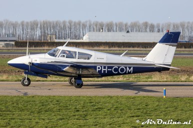PH-COM Piper PA30-160 Twin Comanche