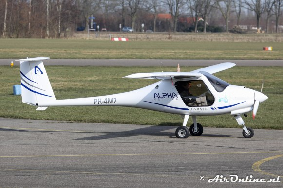 PH-4M2 Pipistrel ALPHA Trainer