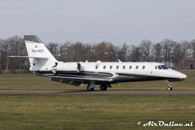 PH-HGT Cessna 680 Citation Sovereign+