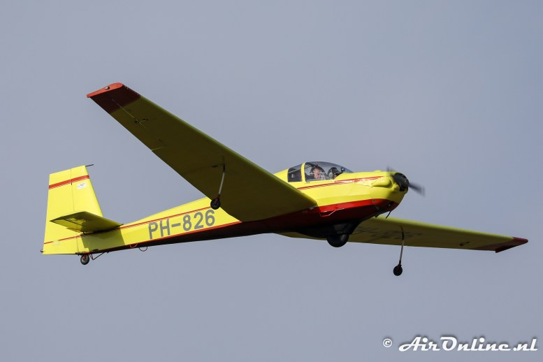 PH-826 Scheibe SF.25B Falke