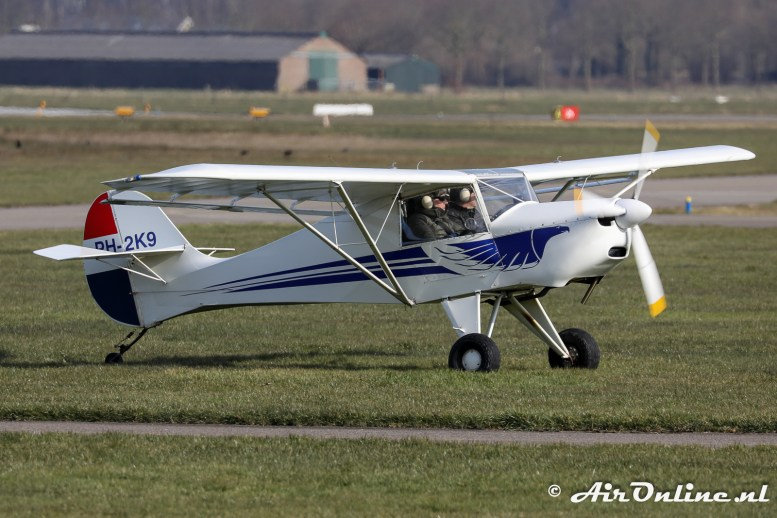 PH-2K9 Avid Aircraft Avid Mark IV