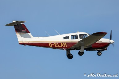 D-ELAM Piper PA-28RT-201 Arrow IV
