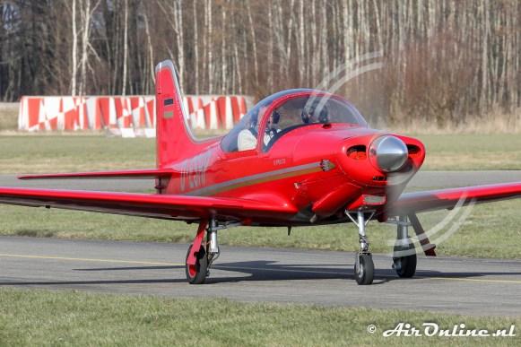 D-ESHP Aeromere F.8L Falco III