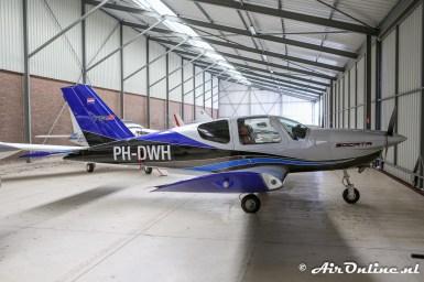 PH-DWH Socata TB-9 Tampico