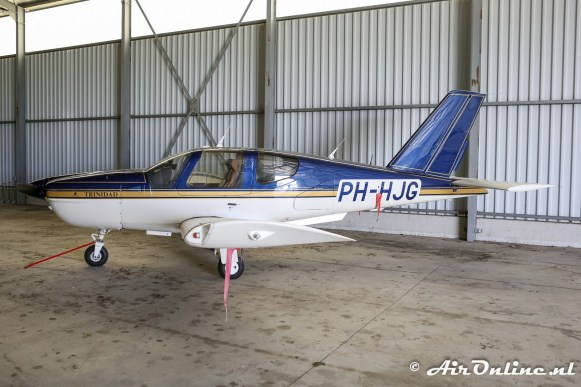 PH-HJG Socata TB-20 Trinidad