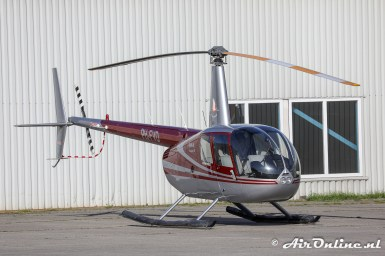 PH-FVD Robinson R44 Clipper II
