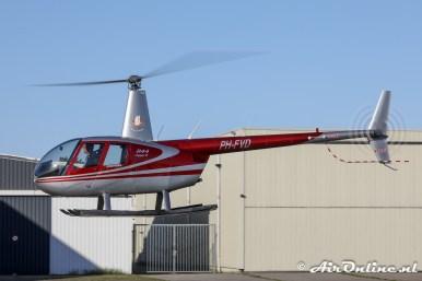 PH-FVD Robinson R44 Clipper II