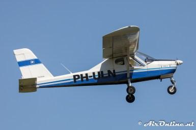 PH-ULN Tecnam P-92J Echo